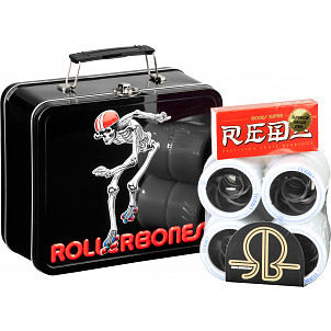 Rollerbones Speed Wheel Combo Bearing Lunchbox